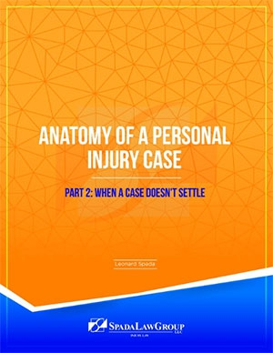Anatomy of a Personal Injury Case Part 2
