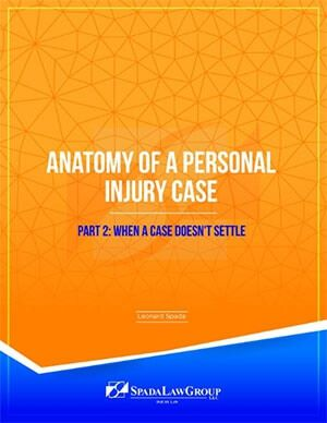 Anatomy of a Personal Injury Case Part 2: What Happens When a Case Doesn't Settle