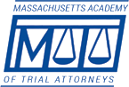 Logo Recognizing Spada Law Group LLC's affiliation with Massachusetts Academy of Trial Attorneys